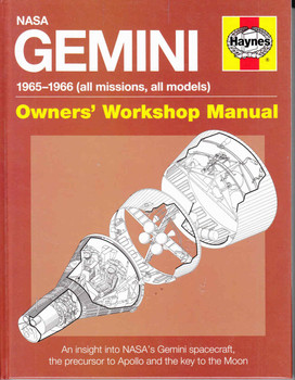 NASA Gemini 1965-1966 (all missions, all models) Owners' Workshop Manual  - front