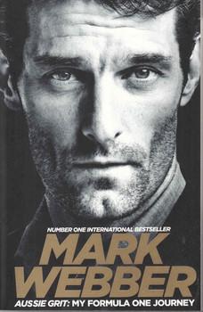 Mark Webber Aussie Grit: My Formula One Journey - front