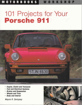 101 Projects for Your Porsche 911 - front