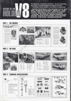 History Of The Holden V8  - back