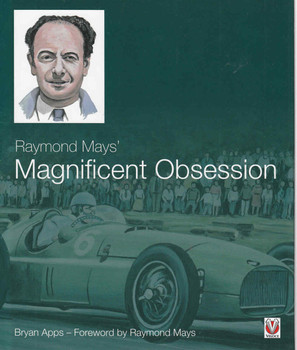 Raymond May's Magnificent Obsession  - front