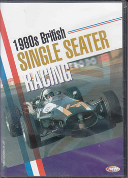 1960s British Single Seater Racing DVD - front