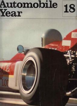 Automobile Year 1970 - 1971 (No. 18) (9780850590630)