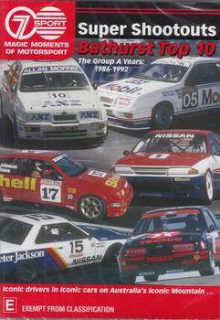 Magic Moments Of Motorsport: Super Shootouts Bathurst Top 10 DVD - front