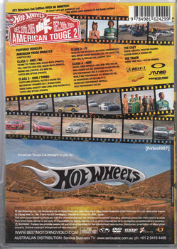 Hot Version International - American Touge 2 DVD