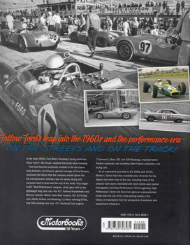 Ford Total Performance: Ford's Legendary High-Performance Street and Race Cars - back
