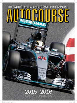 Autocourse 2015 - 2016 (No. 65)