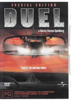 Duel - Special Edition a film by Steven Spielberg DVD