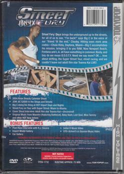 Street Fury Onyx Edition DVD (645573017323)