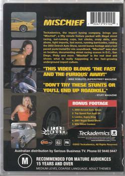 Mischief DVD (730475951025)