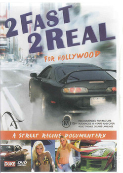 2 Fast 2 Real For Hollywood DVD (9325626001752)