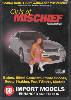 Girls of Mischief Teckademics Enhanced DVD Edition (730475953036)