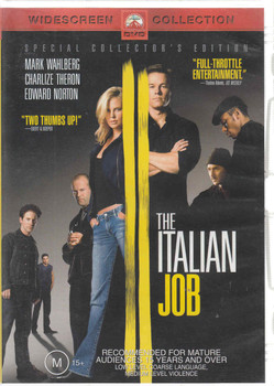 The Italian Job 2003: Special Collector's Edition DVD