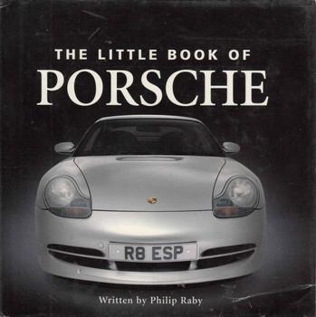 The Little Book Of Porsche - front