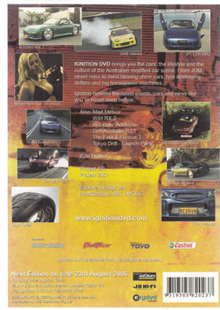Ignition Edition 008 DVD (9319505820237)