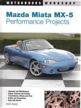 Mazda Miata MX-5 Performance Project