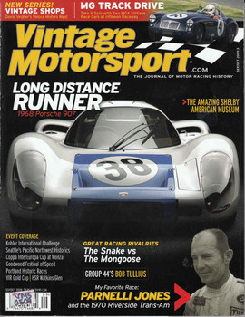 Vintage Motorsport Magazine Sep/Oct 2009 - The Journal of Motor Racing History