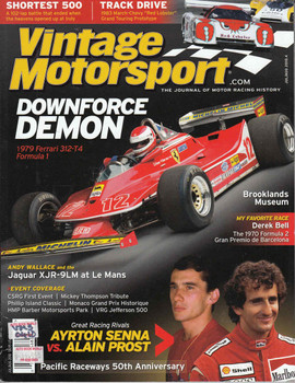 Vintage Motorsport Magazine Jul/Aug 2010 - The Journal of Motor Racing History