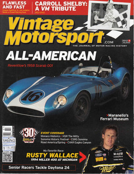 intage Motorsport Magazine Jul/Aug 2012 - The Journal of Motor Racing History