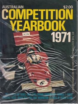Australian Competition Yearbook 1971
