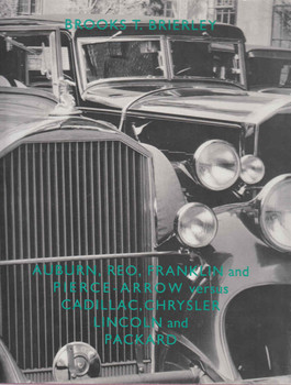 Auburn, Reo, Franklin and Pierce Arrow versus Cadillac, Chrysler, Lincoln and Packard - front
