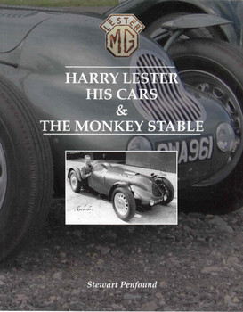 Harry Lester His Cars & The Monkey Stable