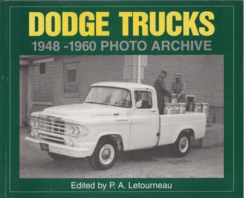Dodge Trucks 1948-1960 Photo Archive