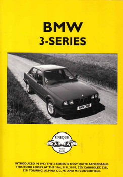 BMW 3-Series 1986 - 2003 Road Test Special Edition (1901977919,) - front