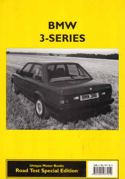 BMW 3-Series 1986 - 2003 Road Test Special Edition (1901977919,) - back