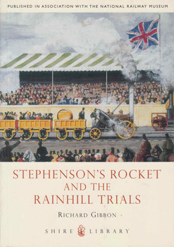 Stephenson's Rocket And The Rainhill Trials (9780747808039) - front