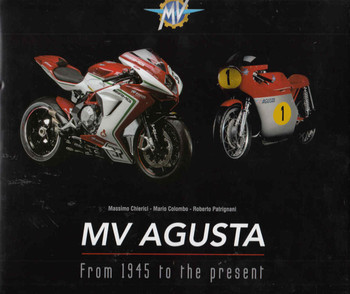 MV Augusta From 1945 to the present (9788879116176) - front