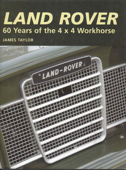 Land Rover 60 Years of the 4 x 4 Workhorse (9781861269652) - front