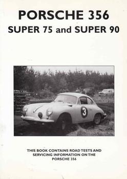 Porsche 356 Super 75 and Super 90 Road Tests (1841555878 ) - front