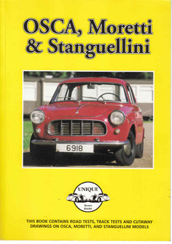 Osca, Moretti & Stanguelini Road Tests