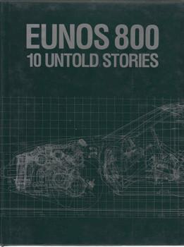 Mazda Eunos 800: 10 Untold Stories (B00TT6X9QS) - front