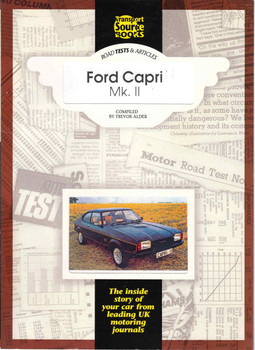 Ford Capri Mk.II (Transport Source Books) ( B565B)