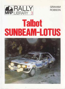 Talbot Sunbeam-Lotus MRP Rally Libraray 3