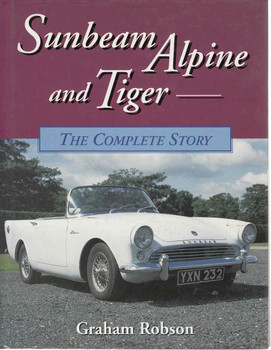 Sunbeam Alpine and Tiger: The Complete Story (9781852239411) - front