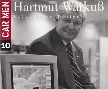 Hartmut Warkub: Volkswagen Design (Car Men Series No 10) (9788879601306) - front