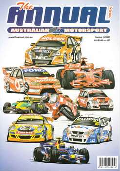 The Annual: Australian Motorsport 2007 - Number 3/2007 ( 9781921203459)