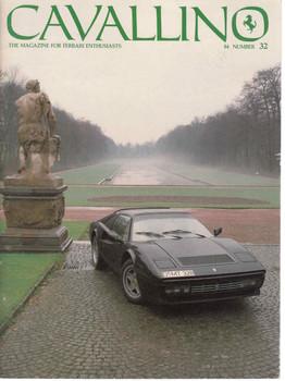 Cavallino The Enthusiast's Magazine of Ferrari Number 32 (CAV32)