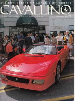 Cavallino The Enthusiast's Magazine of Ferrari Number 74 (CAV74)