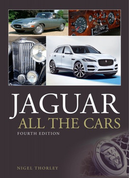 Jaguar - All The Cars (Fourth Edition) (9781845848101)
