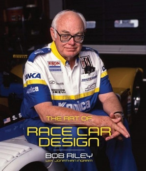 The Art Of Race Car Design: Bob Riley (9781910584101)