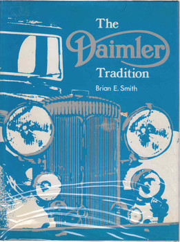 The Daimler Tradition - Second Revised Edition (9780851840147)  - front