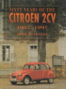 Sixty Years Of The Citroen 2CV 1937 - 1997 (9780750913508)
