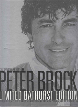 Peter Brock: Limited Bathurst Edition (9780980301519)