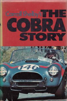 Carroll Shelby's The Cobra Story (9780879380199)