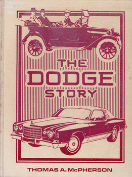 The Dodge Story (Crestline Series) (9780912612072)