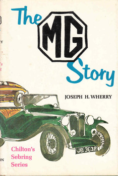The MG Story (Joseph H. Wherry) (9780801951961)